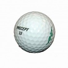 Precept Laddie X Golf Balls $13.50 | Used Precept Laddie X Golf Balls The Precept Laddie X Distance golf ball is designed for golf players of any skill level. Its 2-piece construction allows you to add distance to your driver with highe... #golfballs #percept #ladys
