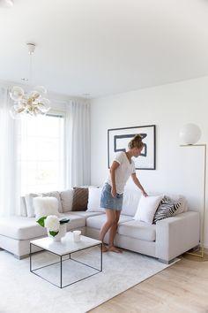 livingroom interior, flos ic f2, pholc tage, hattara, Villa, Couch, Living Room, Lifestyle, Interior, Furniture, Blog, Home Decor, Decoration Home