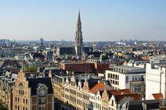 Hostels em Bruxelas   Bélgica #Bruxelas #Bélgica #europa #viagem