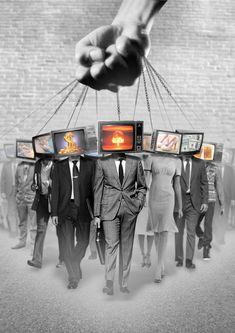 a veces la tele nos hace ver solo lo que quiere o le interesa