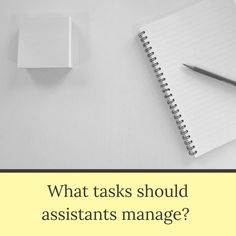 Here are a few tasks that PAs can just take off the hands of their Executives http://www.practicallyperfectpa.com/2014/tasks-assistants-complete-control/02/17?utm_campaign=coschedule&utm_source=pinterest&utm_medium=Practically%20Perfect%20PA