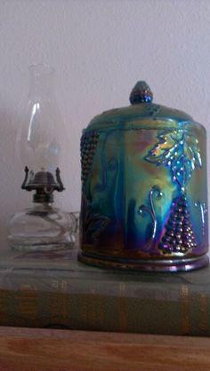 Grandma's cookie jar.