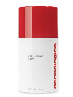 A truly multi-tasking post-shave treatment!  Dermalogica Post-Shave Balm is a cooling balm that reduces discomfort and redness caused by shaving.  It is filled with botanicals and antioxidants to hydrate the skin, control oil production and exfoliate dull cells.  Skin will feel calm, comfortable and refreshed after your shave.  This product also prevents ingrown hairs and razor bumps. Get it at Dermpoint.com!