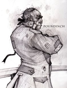 Poundinch :: Monster-Blood Tattoo/Foundling's Tale