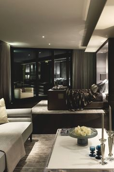 Apartment at London's Hyde Park