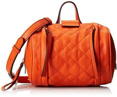 Marc by Marc Jacobs Moto Quilted Barrel Small Top Handle Bag on shopstyle.com