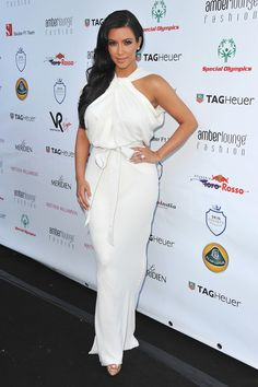 13efc613e23 Every time Kim Kardashian has worn all white http   aol.it
