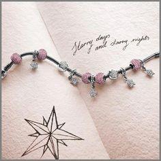 cc2a98864 Pandora Starry Days and Starry Nights - Pandora Fall 2012 Pandora  Bracelets, Pandora Jewelry,