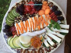 Cresciuti a Pastasciutta!: Un centrotavola da mangiare!