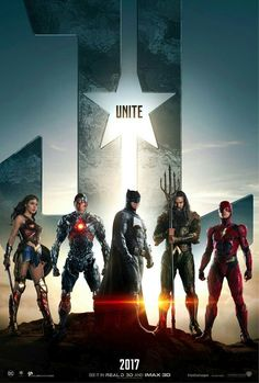 Justice League 2017 - Universo DC