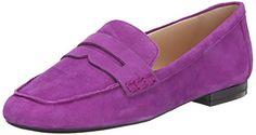 Nine West Women's Linear Suede Penny Loafer, Purple, 5 M US Nine West http://www.amazon.com/dp/B00ND0IMI6/ref=cm_sw_r_pi_dp_0Tp2ub0G0ESXS