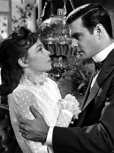 1958 - 'Gigi' | Leslie Caron and Louis Jourdan star in this musical romance. MGM