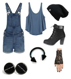 """""""Sorry not sorry"""" by panda-stilinski-24-lol ❤ liked on Polyvore featuring Madewell and RVCA"""
