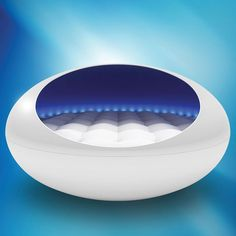 Tranquility Pod – Relaxing isn't the same unless you're in a giant egg
