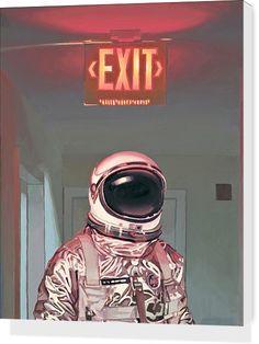 Exit Fine Art Prints by Scott Listfield   Nuvango