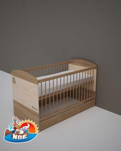 NOÉ – átalakítható gyerekágy 140 x70 cm-es  #gyerekágy
