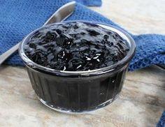 Huckleberry Jam Recipe  from RecipeTips.com.  Yum!