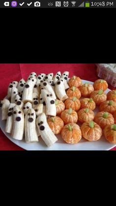 Great idea for simple, healthy treats at the class party!    Live the Red Oak Life in a great apartment!  #redoaklife  www.redoakproperties.com