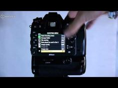 Sports photography with the Nikon D7100 - YouTube