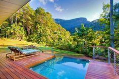 Crystal Creek Rainforest Retreat, Luxury Lodge in Byron Bay, Australia