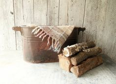 Hey, I found this really awesome Etsy listing at https://www.etsy.com/listing/210227841/large-copper-antique-laundry-boiler-tub