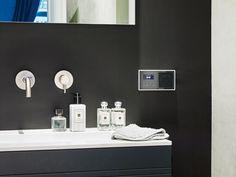 Homeplaza: Smart Radio – Smarte Radios treffen den richtigen Ton Radios, Dab Radio, Aesthetic Design, Smart Home, Good Things, Technology, Mirror, Interior Design, Bathroom