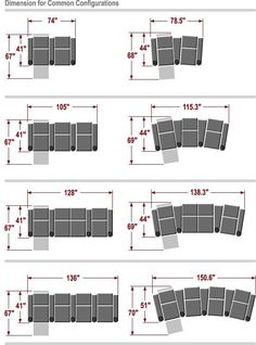 Delightful Home Theater Room Seating Dimensions | Dimensions For Palliser Home Theater  Seating
