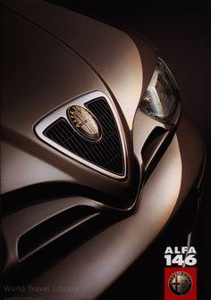 Alfa Romeo 146, 1999_1, car brochures Alfa Romeo, Car Brochure, Brochures, Automobile, Nice, Car, Nice France, Autos, Cars