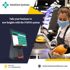 Take your business to new heights with the IVEPOS system 💰 👉 IVEPOS is a POS (point-of-sale) software crafted for your restaurant, retail stores, cafe, bar, bakery, coffee shop, grocery, salon and spa, car wash, food truck and pizzeria by Intuition Systems. Make your job as easy with IVEPOS software 💯 Point Of Sale, Retail Stores, Cloud Computing, Cafe Bar, Car Wash, Pos, Food Truck, Intuition, Coffee Shop
