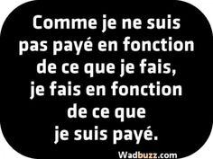 QuotesViral, Number One Source For daily Quotes. Leading Quotes Magazine & Database, Featuring best quotes from around the world. Daily Quotes, Best Quotes, Funny Quotes, The Words, Image Fb, Quote Citation, French Quotes, Bad Mood, Sarcasm