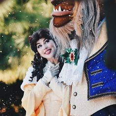 Happy screen debut day to BEAUTY and the beast✨ #tokyodisneyland #facecharacter