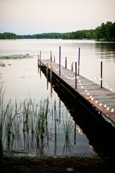 This looks very similar to one of my favourite spots on the lake where we had our family cabin...