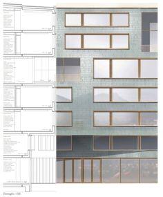 Bruno Fioretti Marquez Architekten · Nuovo campus della Scuola Universitaria Professionale della Svizzera Italiana