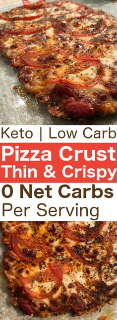 Keto Pizza Recipe: Zero Carb Pizza Crust With Only 3 Ingredients! No Carbs Keto . CLICK Image for full details Keto Pizza Recipe: Zero Carb Pizza Crust With Only 3 Ingredients! No Carbs Keto Pizza Crust Source . Ketogenic Recipes, Low Carb Recipes, Diet Recipes, Healthy Recipes, Vegetarian Recipes, No Carb Dinner Recipes, Primal Recipes, Paleo Meals, Paleo Food