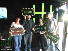 Exit Kelowna 2453 Highway 97 North, Kelowna, BC E: kelowna@e-exit.ca P: 778-484-3366 https://www.facebook.com/ExitKelowna #escaperooms #escapegames #breakoutrooms #breakoutgames #exitkelowna #kelowna #entertainment #exit #exitcanada
