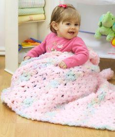 Sweet Dreams Crochet Blanket free crochet pattern