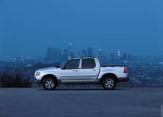 2003 Ford Explorer Sport Trac. One day I may own one of these also. Have always liked this truck.