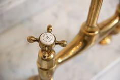 Perrin Rowe brass faucet