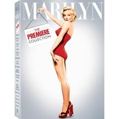 Marilyn the Premiere Collection ($69.98): All About Eve, As Young as You Feel, Let's Make It Legal, Love Nest, Don't Bother To Knock, Monkey Business, O. Henry's Full House, We're Not Married, Gentlemen Prefer Blondes, How To Marry a Millionaire, Niagara, There's No Business Like Show Business, The Seven Year Itch, Bus Stop, Some Like It Hot, Let's Make Love, The Misfits.