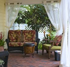 How to decorate a lanai our mission and goal is to make for Small lanai decorating ideas
