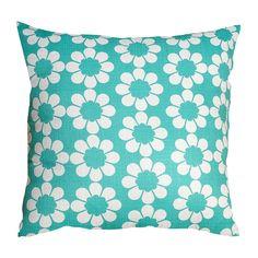 Vintage Flowers Scandi Cushion