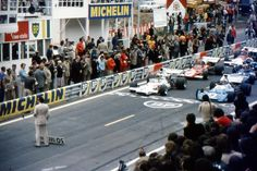 1972 French Grand Prix, Charade Circuit