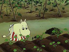 Moomin Cartoon, Cute Cartoon, Adventure Time Girls, Moomin Valley, Gifs, Troll Party, Tove Jansson, Aesthetic Gif, Gay Art