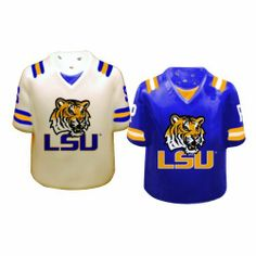 Louisiana State Gameday Salt and Pepper Shaker by The Memory Company. $9.34. NCAA Louisiana State Gameday Salt and Pepper Shaker. Save 45%!