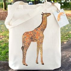 #Printing #giraffe #bags today... Ceridwen Hazelchild Design