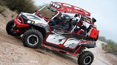 We hit the trails in DragonFire's decked out Polaris RZR!