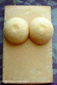 tort z piersiami,jak zrobić tort z piersiami,tort dla faceta,tort cycki,tort kobieta Bread, Cheese, Food, Essen, Breads, Baking, Buns, Yemek, Meals