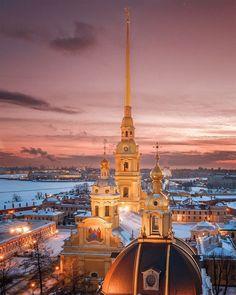 Петропавловская крепость. Автор: Vitaliy.karpovich.