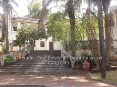 Hotel & Lodge, Commercial Property, House for Sale in Glen Lorne, Harare North Commercial Property For Sale, Real Estate, Patio, Mansions, Outdoor Decor, Plants, Manor Houses, Real Estates, Villas