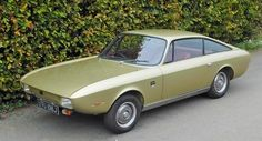 1967 TVR Tina Prototype by Fissore - Unveiled at the 1966 Turin Auto Show, the Tina was shown as both coupe and convertible. They were based on the Hillman Imp, so the 55 horsepower 875cc straight-four is located in the rear.